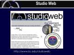 studio web87