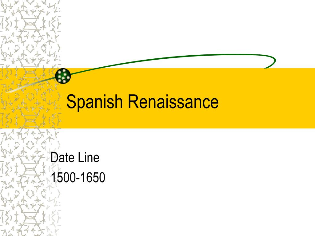 spanish renaissance l.