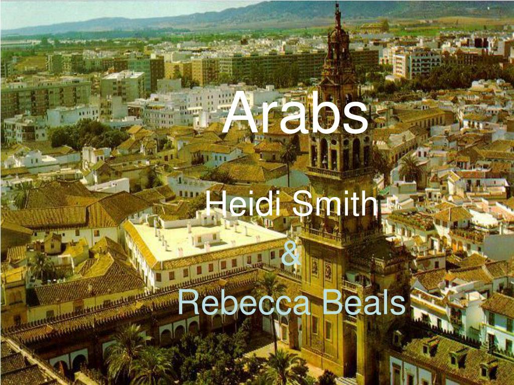 arabs l.