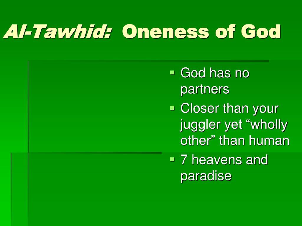 Al-Tawhid: