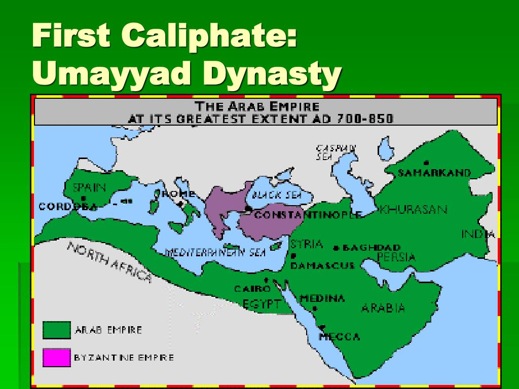 First Caliphate: