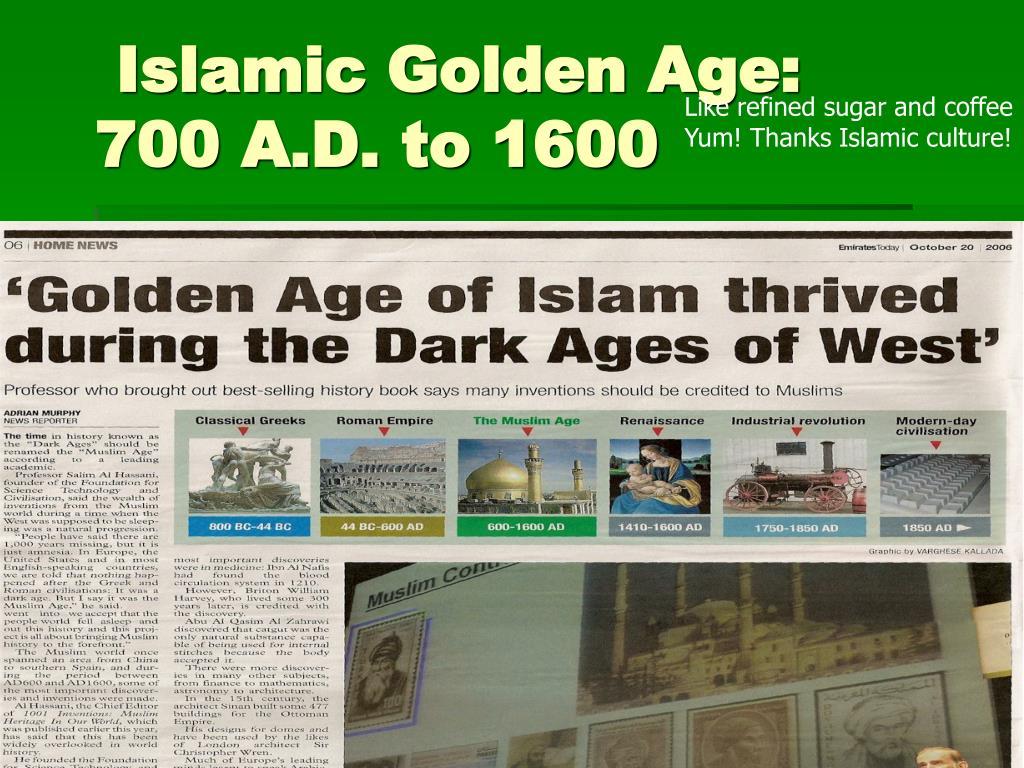 Islamic Golden Age: