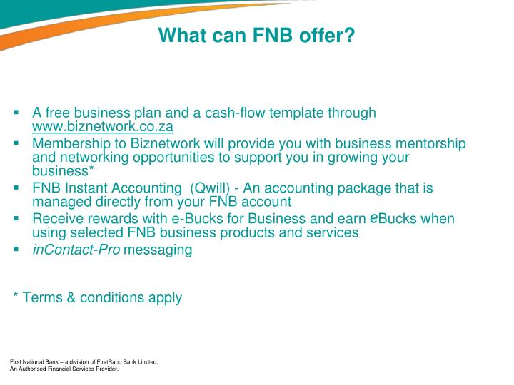 fnb business plan template - ppt fnb commercial start ups cidb powerpoint