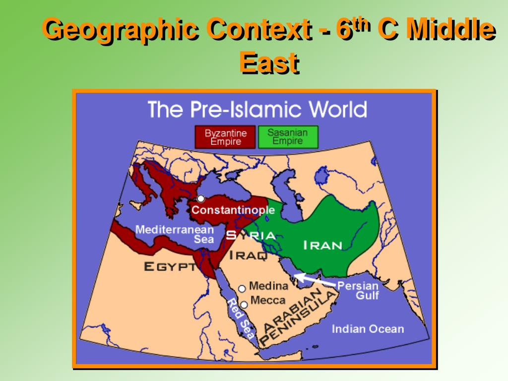 Geographic Context - 6