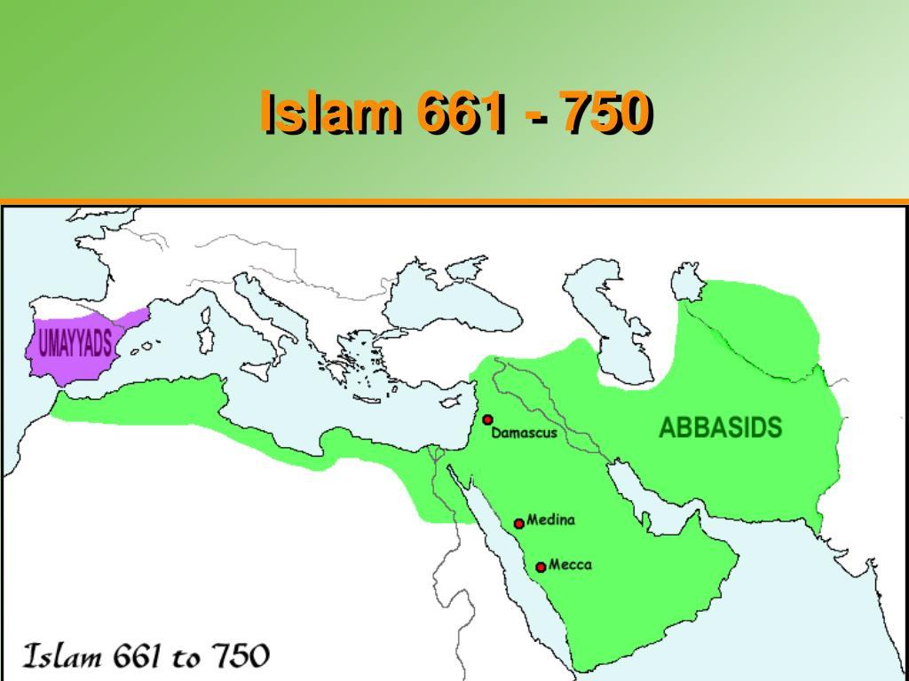 Islam 661 - 750