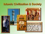 islamic civilization society