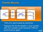 ferrite beads
