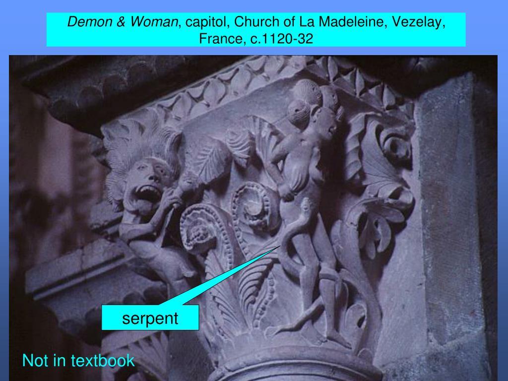 Demon & Woman