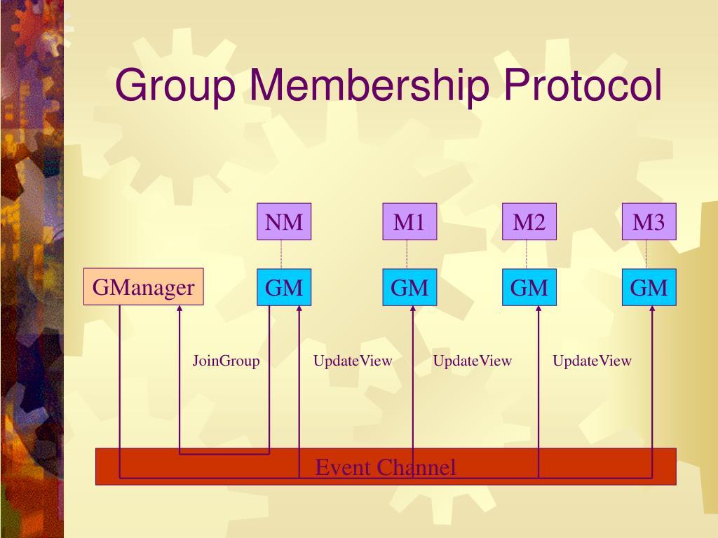 Group Membership Protocol