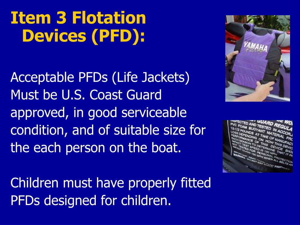 PPT - Vessel Safety Check Review PowerPoint Presentation