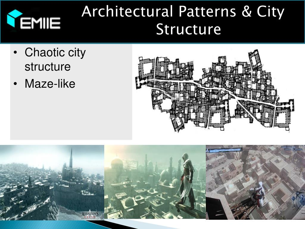 Architectural Patterns & City Structure