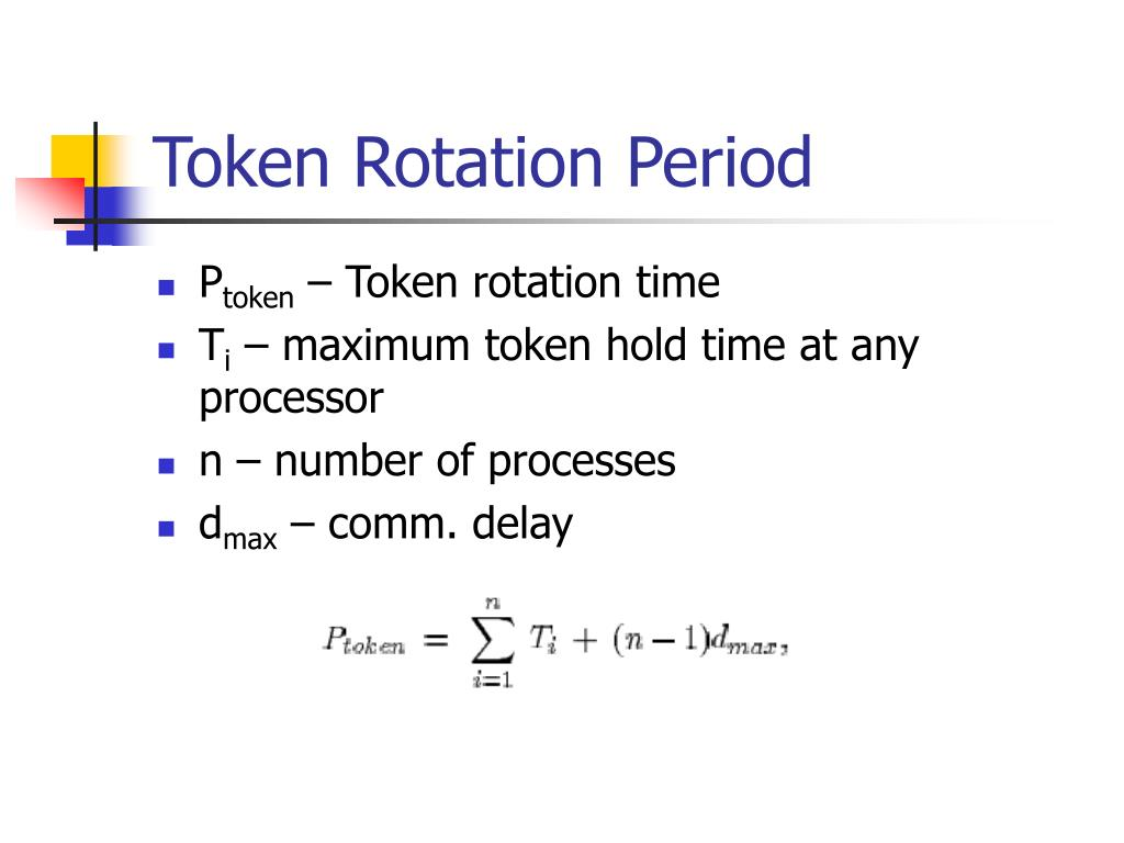 Token Rotation Period