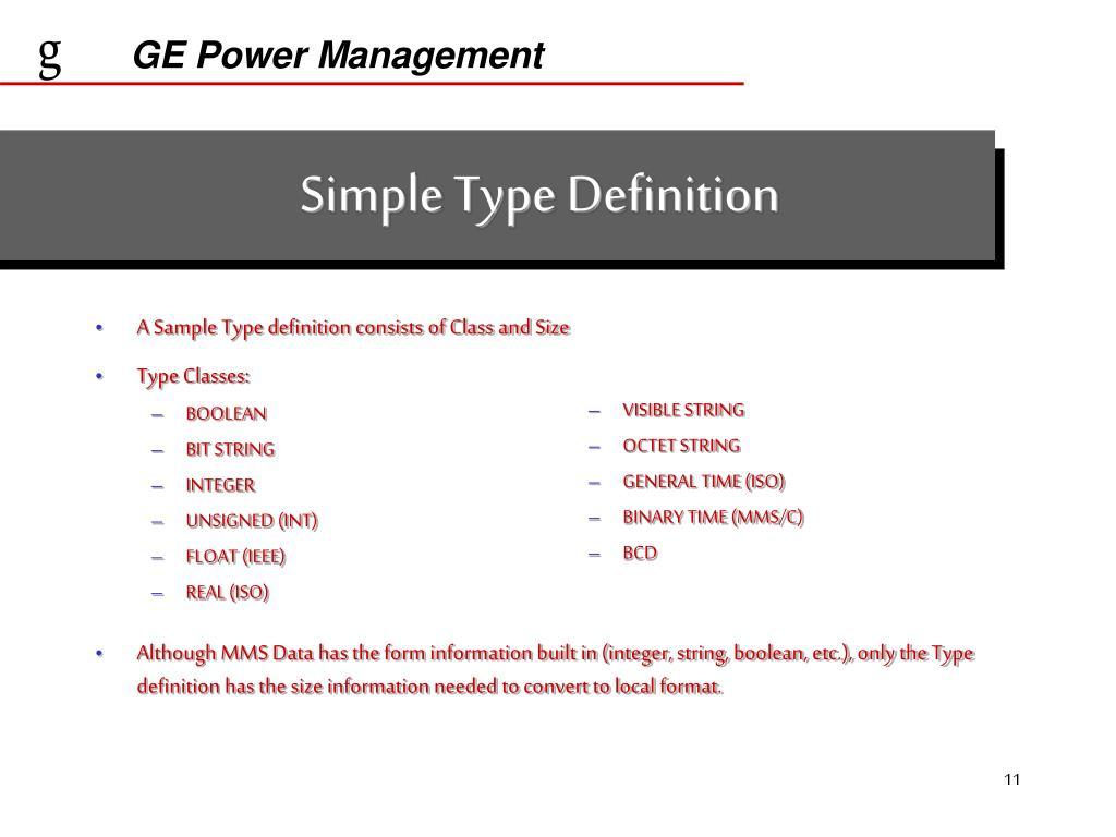 Type Classes: