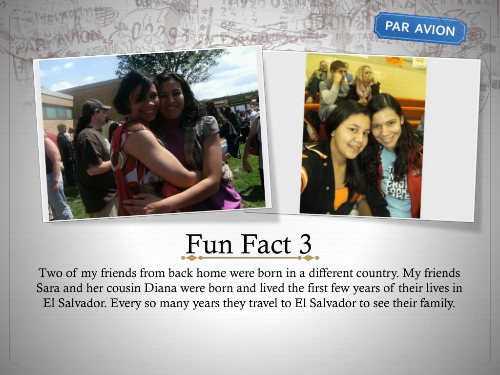 Fun Fact 3
