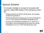 quorum scheme60