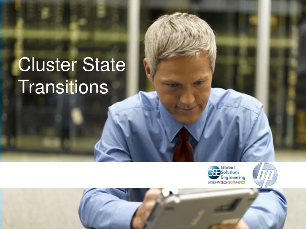 Cluster State Transitions