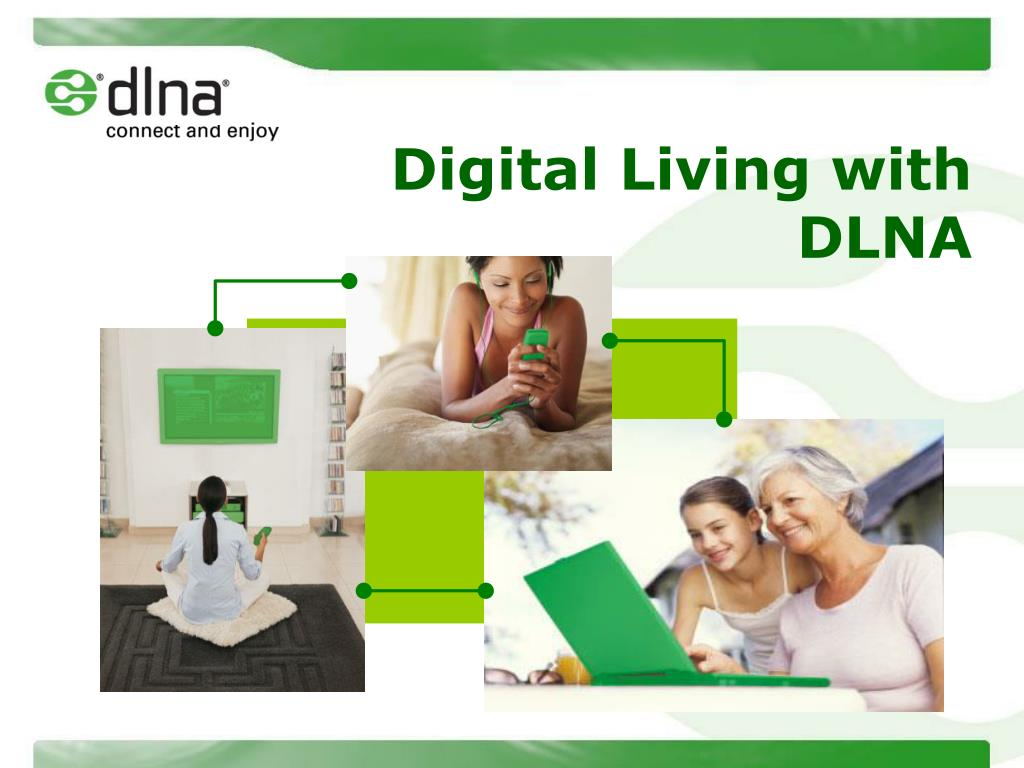 digital living with dlna l.