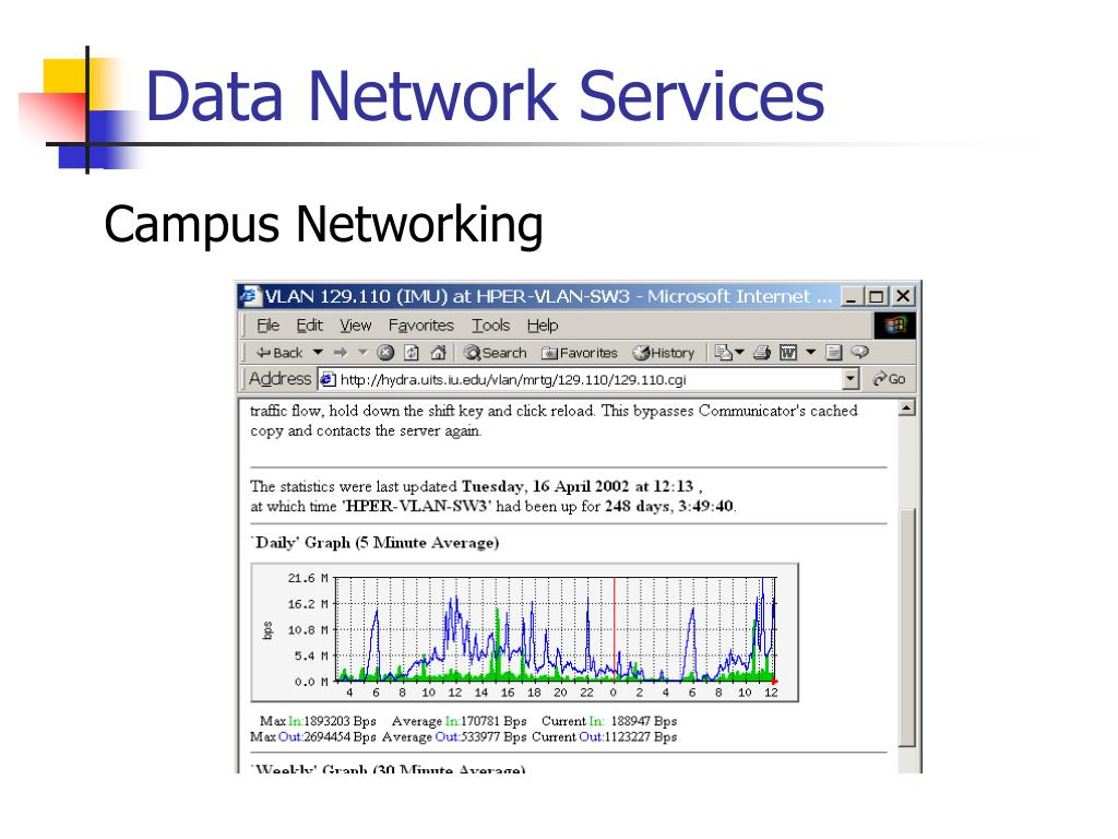 Data Network Services