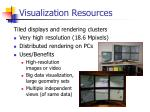 visualization resources9