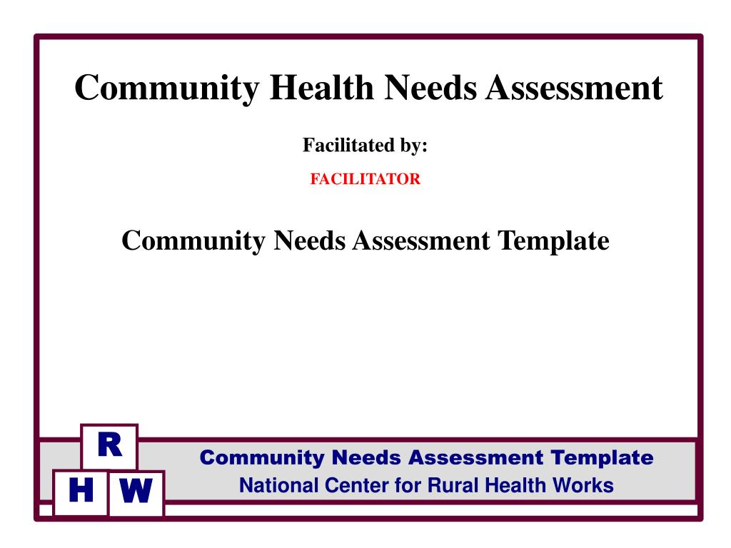 Ppt facilitated by facilitator community needs assessment ppt facilitated by facilitator community needs assessment template powerpoint presentation id860840 maxwellsz