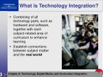 what is technology integration