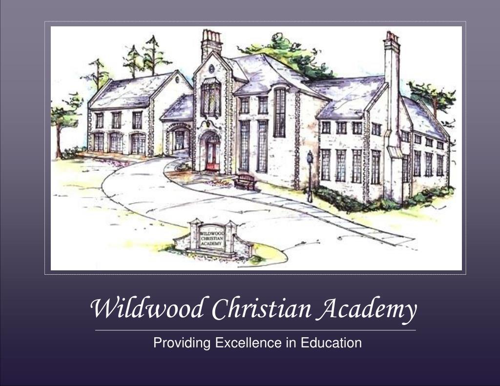 wildwood christian academy l.