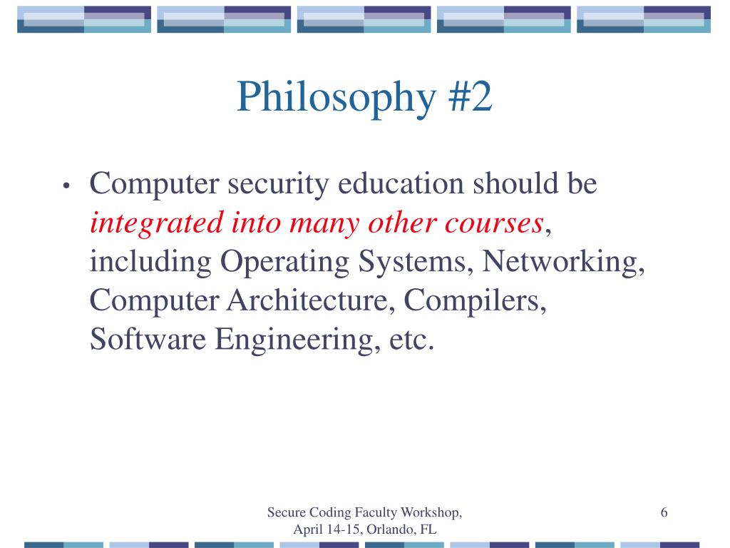Philosophy #2