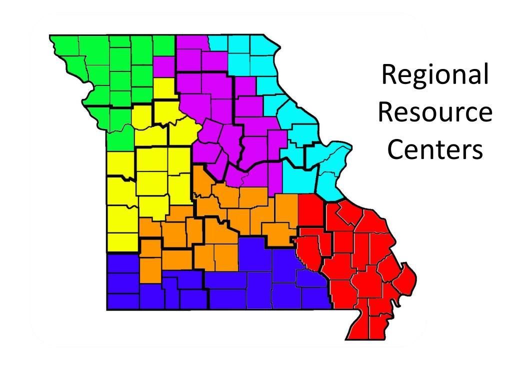 Regional Resource Centers