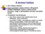 a stressz hat sa