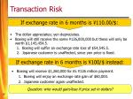 transaction risk17