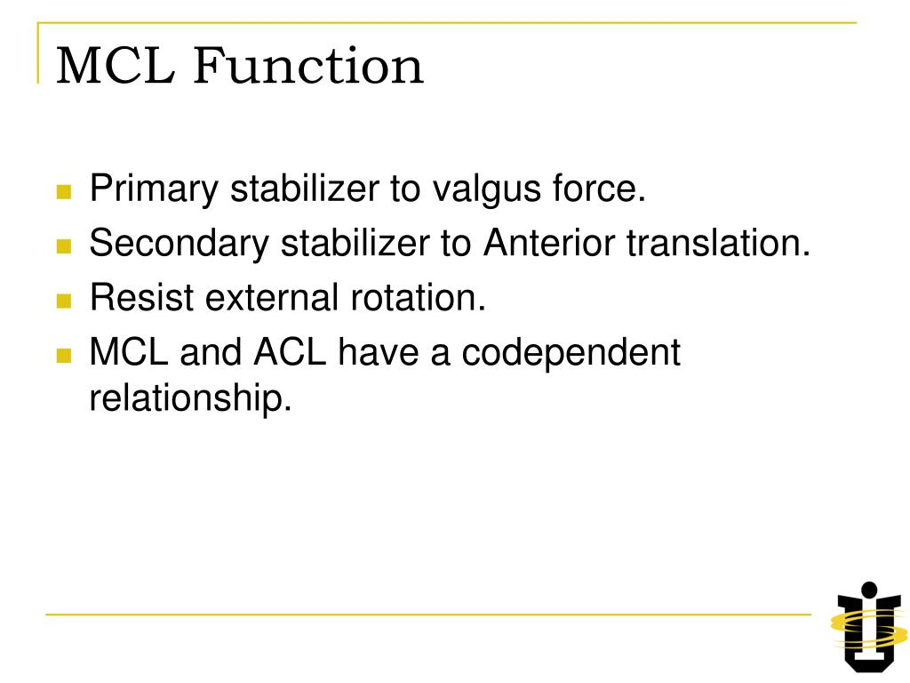 MCL Function