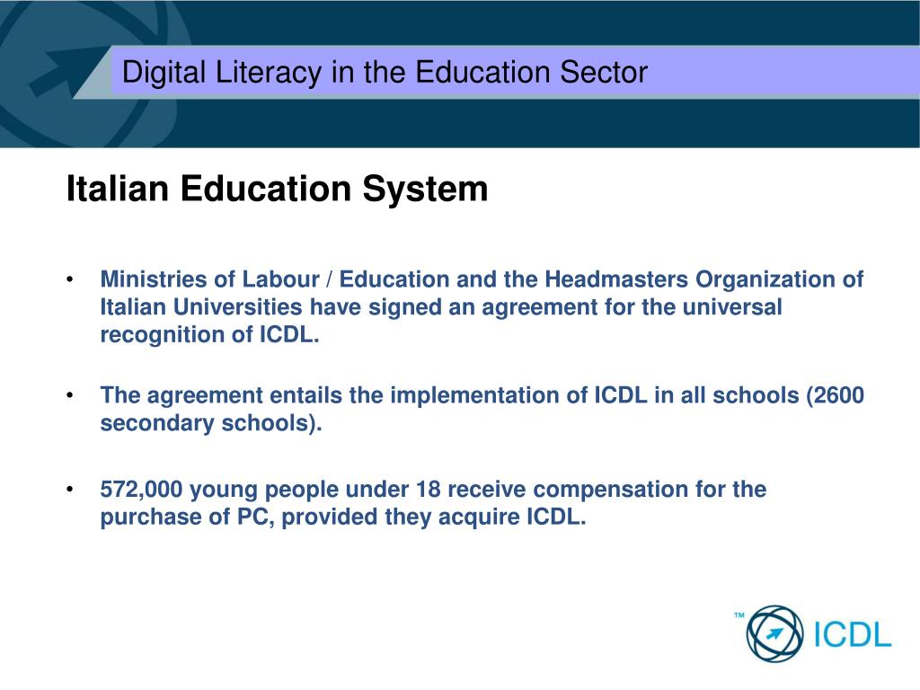 Italian Education System