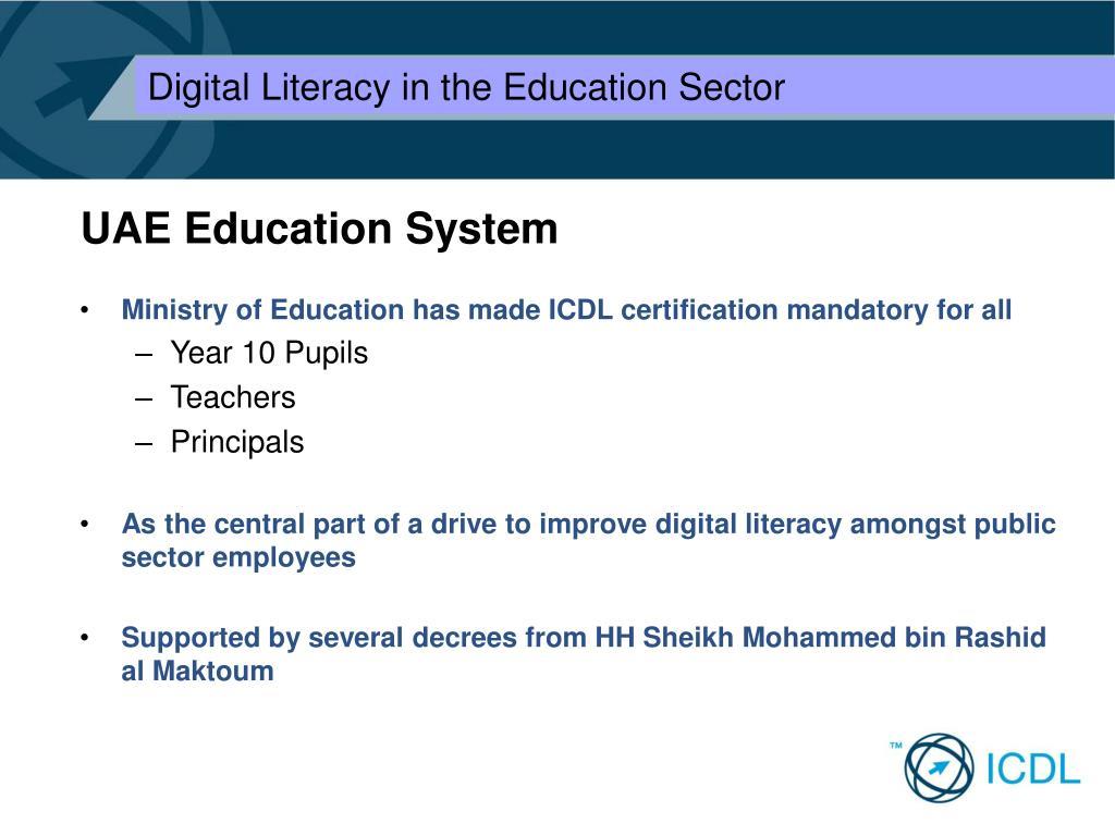 UAE Education System