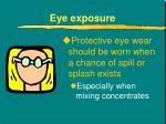 eye exposure1