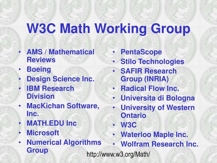 AMS / Mathematical Reviews