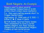 bank negara an example