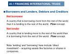 20 1 financing international trade11