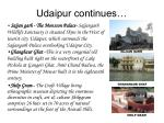 udaipur continues1