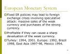european monetary system24