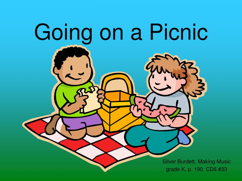 going on a picnic l.