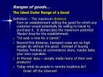 ranges of goods6