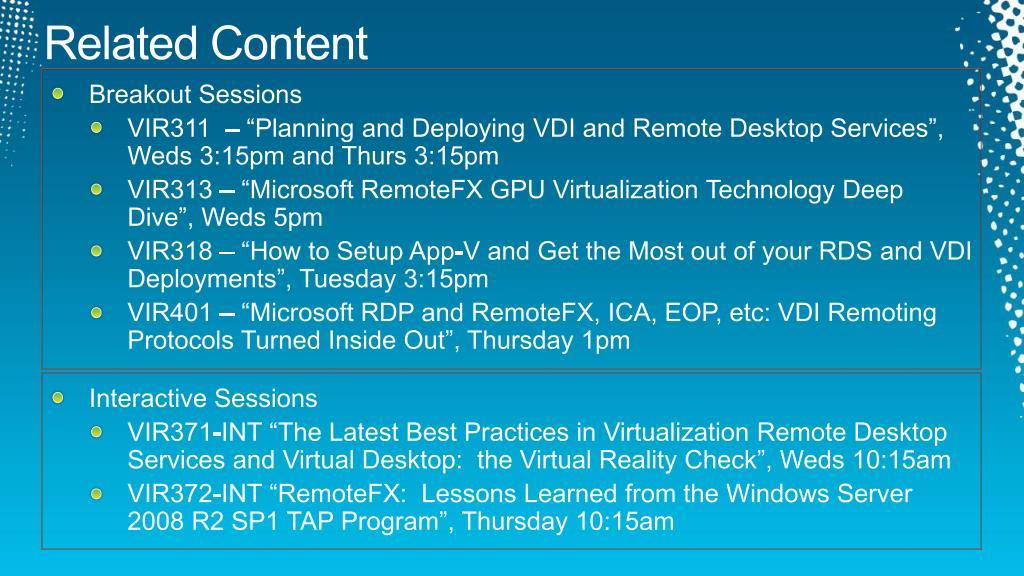 Windows 10 Rdp Remotefx