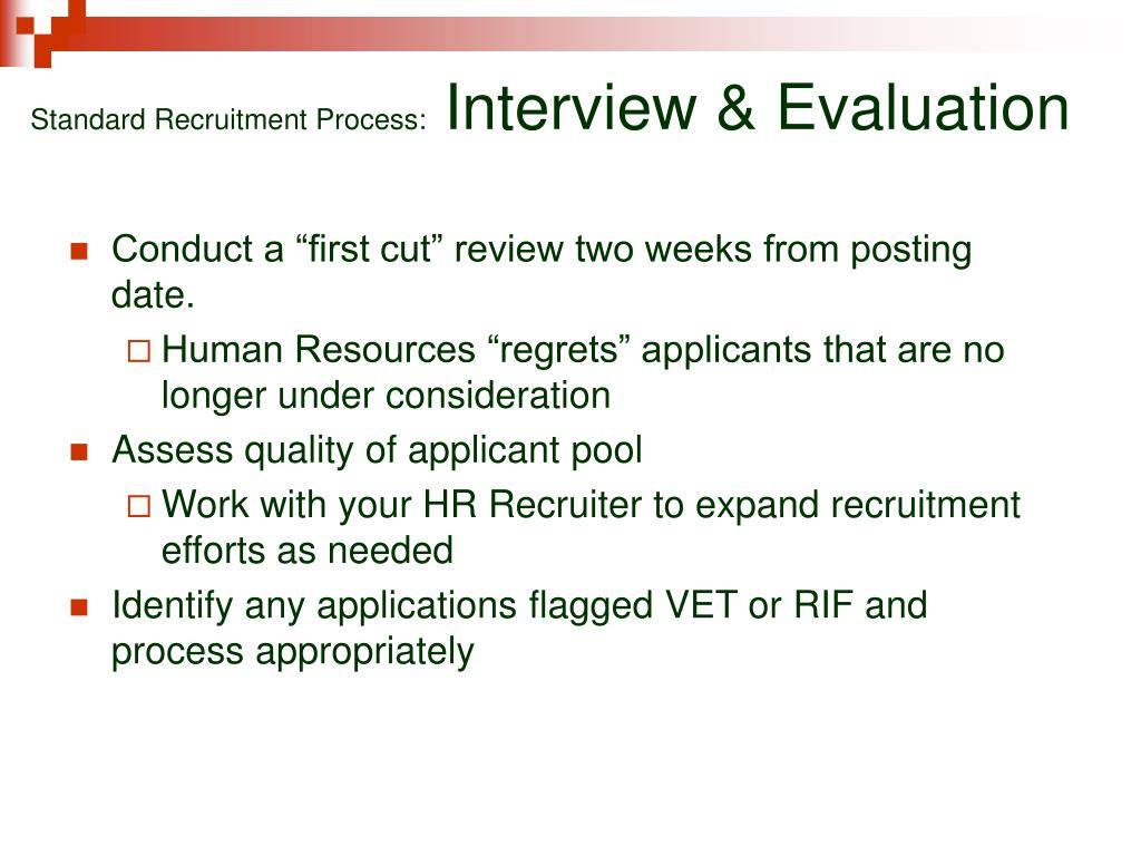 PPT - University of Utah Staff Recruitment PowerPoint