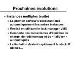 prochaines volutions2