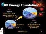 us energy foundation