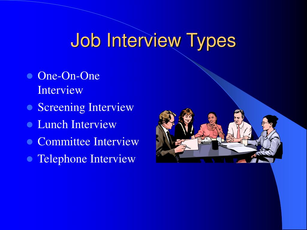 Job Interview Types