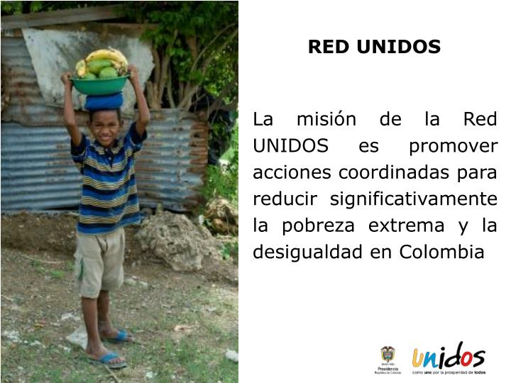RED UNIDOS