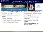 ciragan palace kempinski