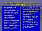 once ideas clave como aprender y ensenar competencias zabala antoni y laia arnau 20073