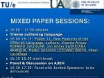 mixed paper sessions16